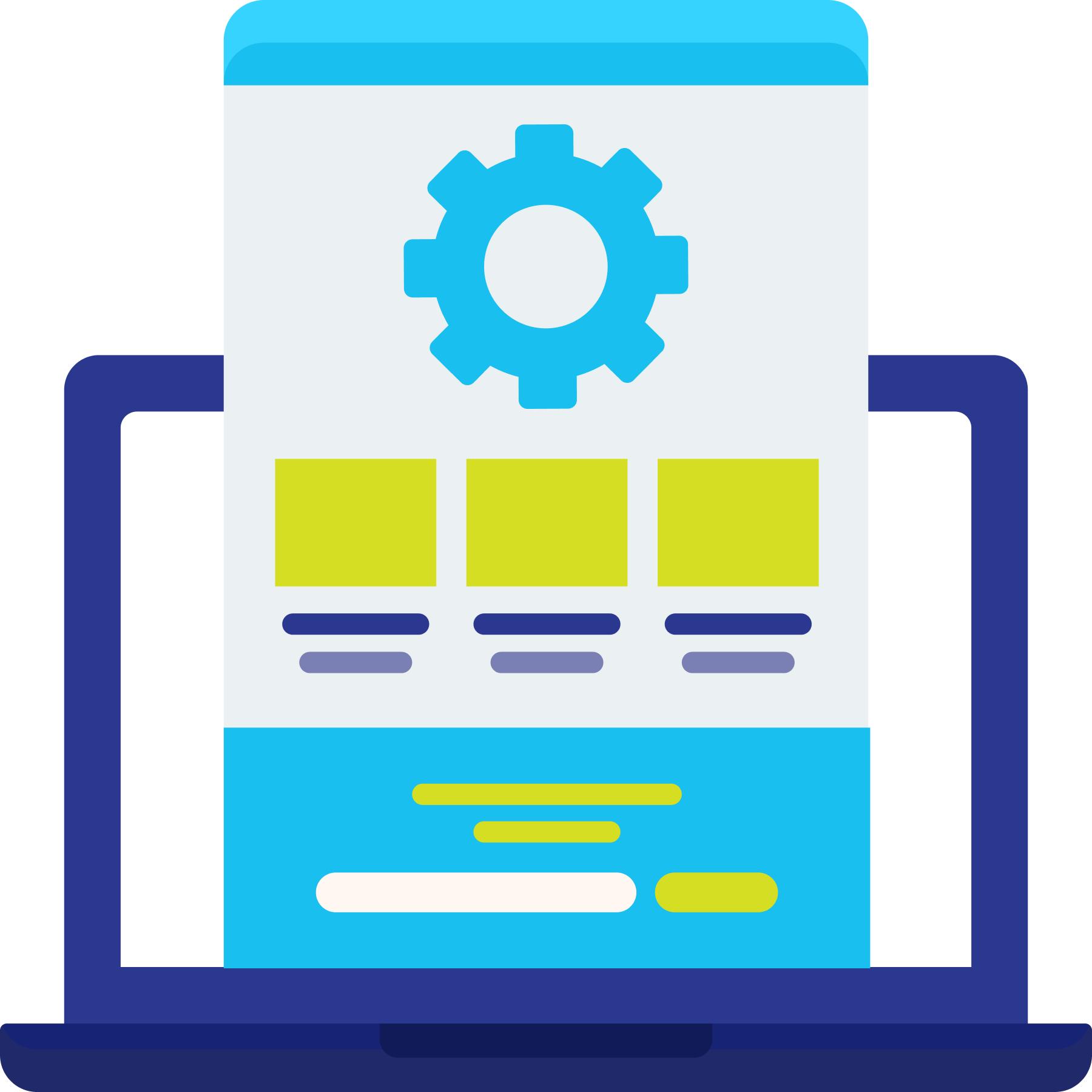Design de Landing Page și Optimizare